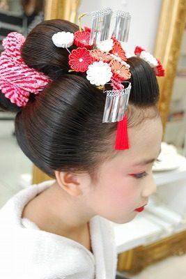 💛七五三💛日本髪